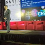 Gary Shapiro of the Consumer Electronics Association