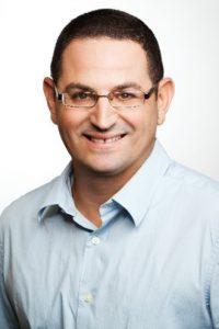 Nir Ronen, Veidan CEO