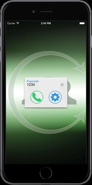 Dial Screen