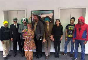 CSD Killer Clowns, Hippies, Superheroes, and Blues Brothers