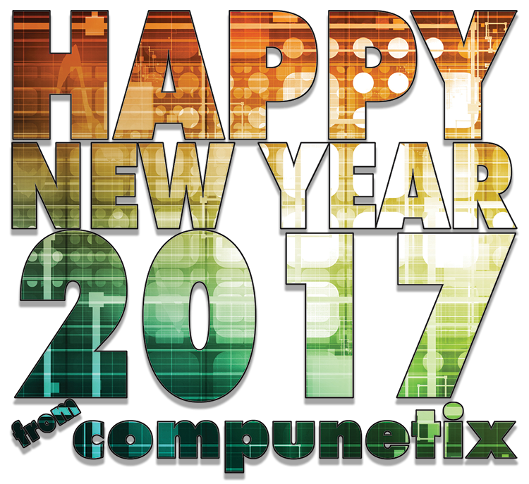 Happy New Year from Compunetix