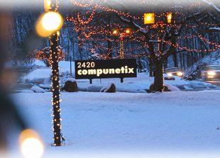 Season's Greetings from Compunetix