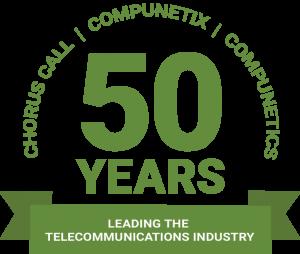 Compunetix 50 Year Anniversary