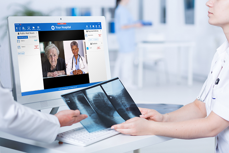 telehealth medicare in the twenty first Medicare is testing new ways to provide health care that allow telehealth coverage regardless of location example of telehealth use with medicare illustrated flow chart of a telehealth session and how medicare handles the related claims.