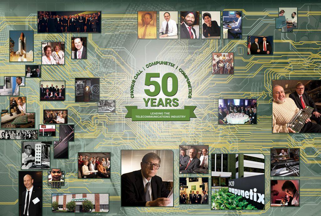 Compunetix 50th Anniversary