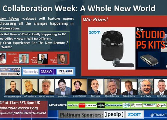 IMCCA Collaboration Week - February 2021