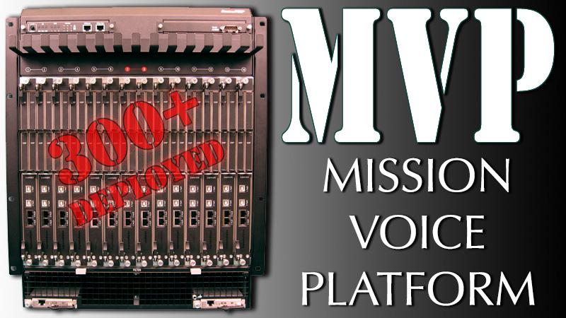 Compunetix - 300 Mission Voice Platforms Deployed